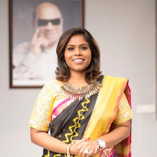 Dr. Regeena J Murli<br><span>Managing Director</span>